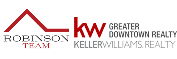 The Robinson Team KW Downtown. Each KW office is independently owned & operated